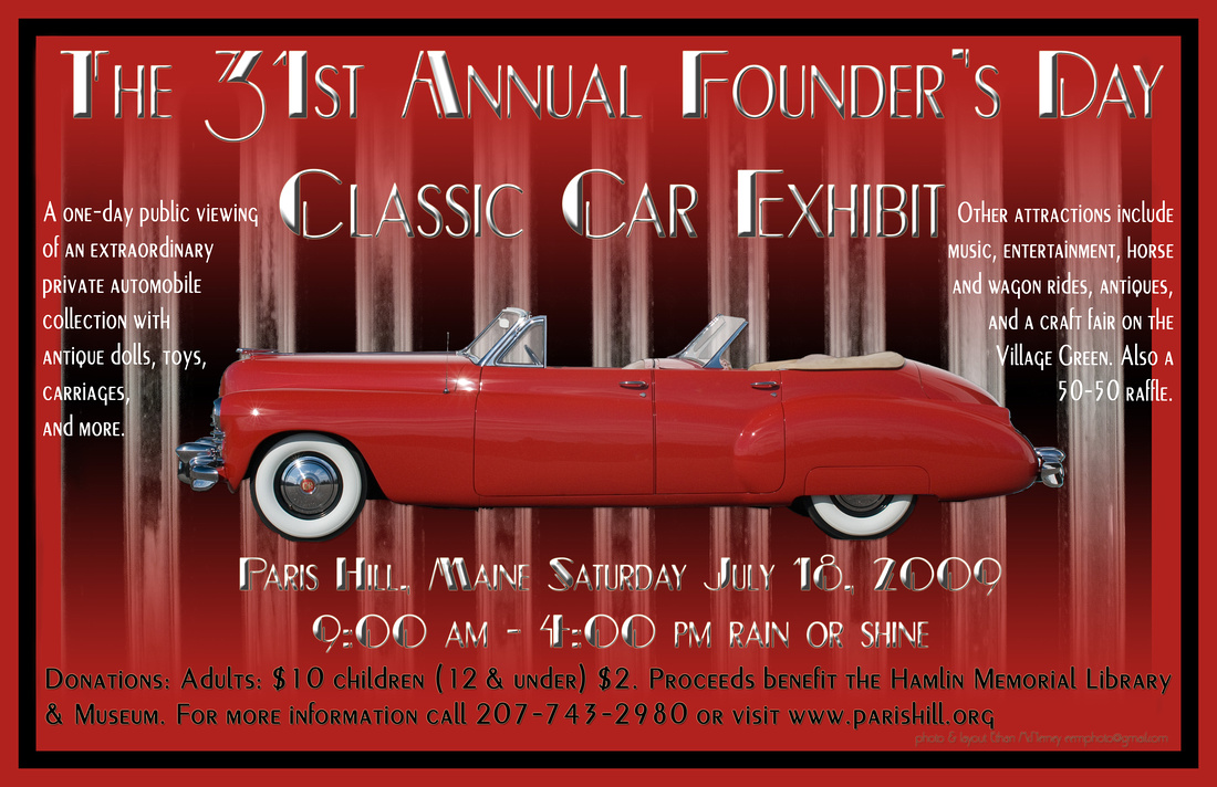 31st Annual Founder's Day Poster