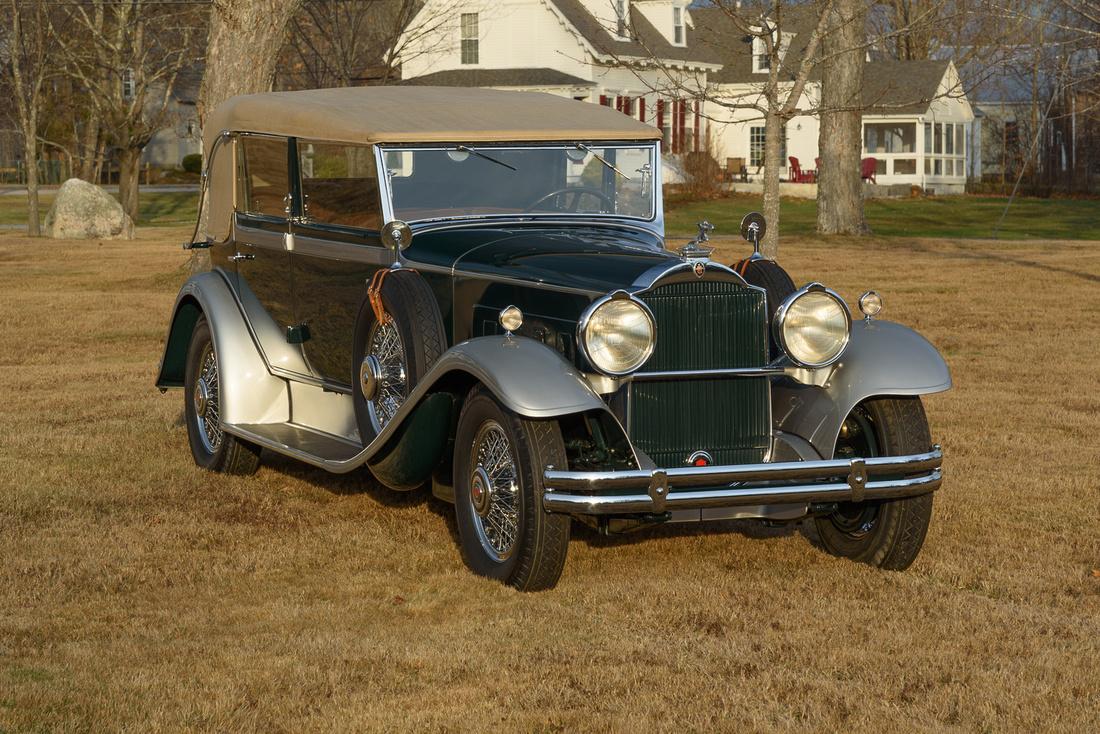 1930 Packard 745 Convertible Sedan by Dietrich