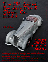 35th Annual Founder's Day Poster