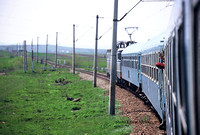 Romanian train ride